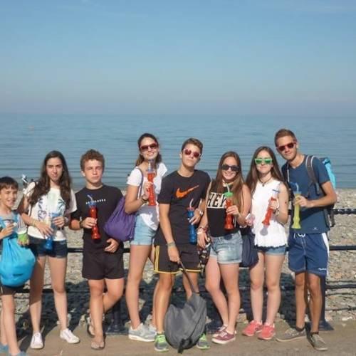 Programa de inglés de verano para menores 2014