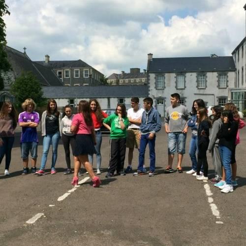 Curso de verano para menores en Waterford