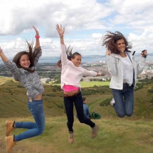 Edimburgo Curso de verano para menores