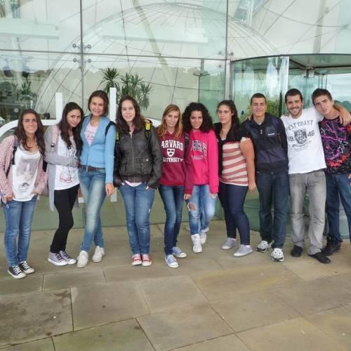 Programa en escocia de inglés 2013