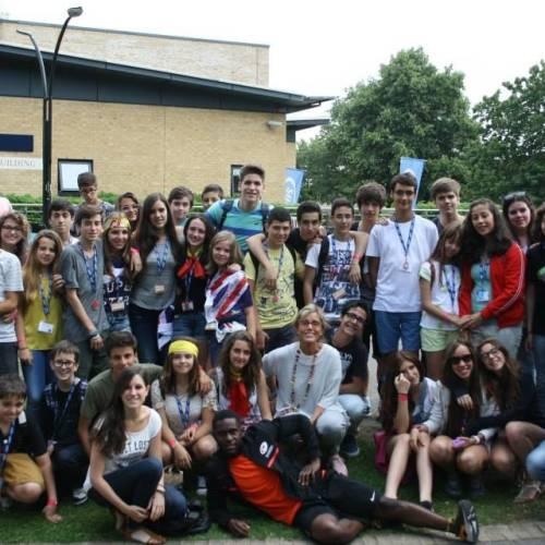 Londres Curso de verano para menores
