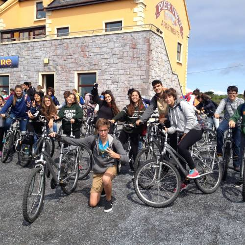 Tour en bicicleta por Aran Islands