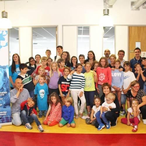 Curso de inglés en Galway para padres con hijos